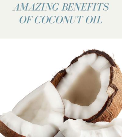 Top Beauty Benefits of Coconut Oil